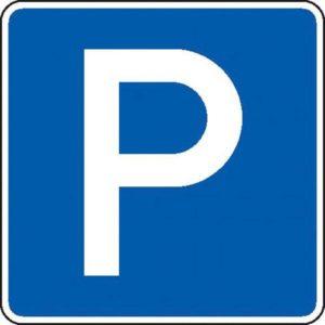 Parkplatz Friseur in Lohne Heseding